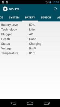 CPU Pro screenshot 5