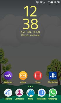 GuE_Sketch Xperia theme by Guetto poster