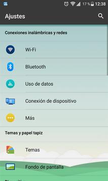 GuE_Sketch Xperia theme by Guetto apk screenshot