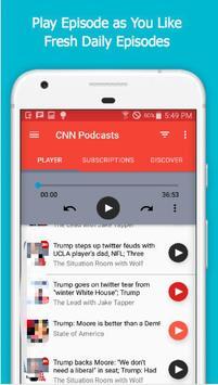 Listen to CNN Podcasts screenshot 2
