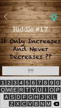 What Am I ? - 2018 Riddles screenshot 2