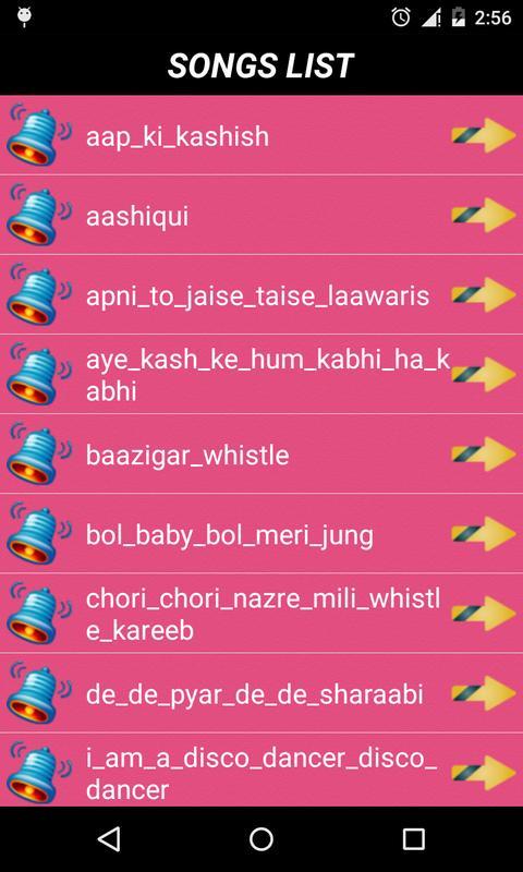 Free Hindi Ringtones & Bollywood Ringtones