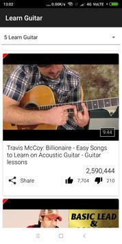 Learn Guitar screenshot 5
