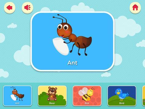 English for kids - Flashcard for kids screenshot 6