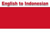 Indonesian English Translator icon