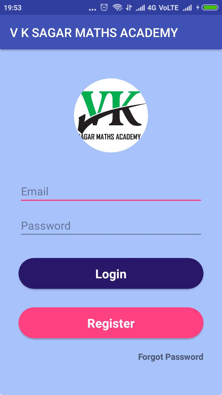 V K SAGAR MATHS ACADEMY for Android - APK Download