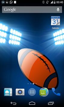 Denver Football Wallpaper poster