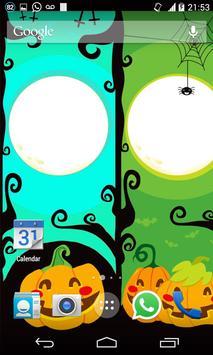 Halloween HD Live Wallpaper 5 screenshot 1