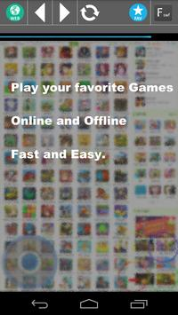 android 用の flash game player new apk をダウンロード
