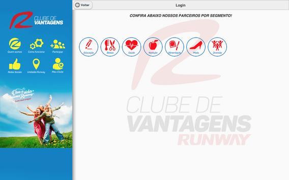 Clube de Vantagens Runway screenshot 8