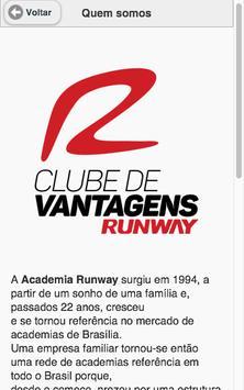 Clube de Vantagens Runway screenshot 1