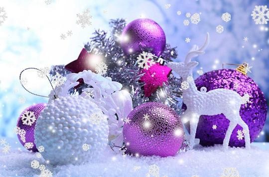 Purple Style Live wallpaper apk screenshot