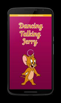 Talk & Dance Jerry poster