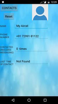 Contact Info screenshot 3