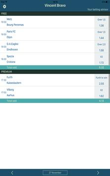 Winning Outright Bets & Betting Tips for Tennis VB screenshot 6
