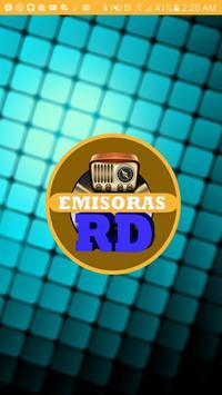 EMISORAS RD poster