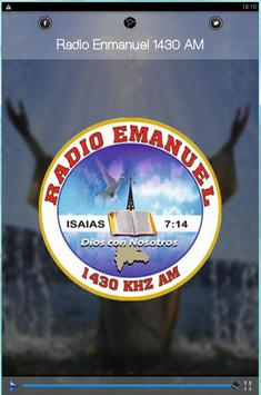 Radio Enmanuel poster