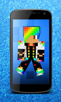 Skins Boys For Minecraft APK Download Free Arcade GAME For Android - Minecraft skins fur ipod
