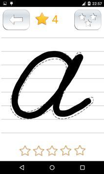 Handwriting Tutor - Ua screenshot 1