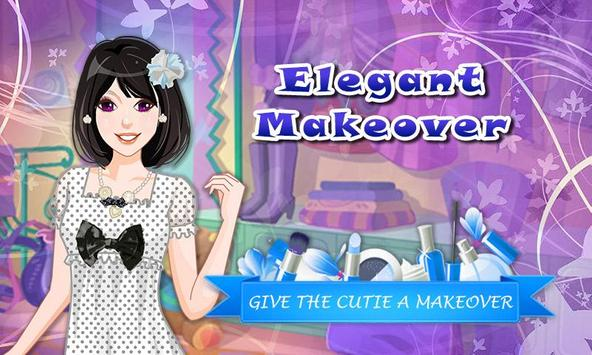 Elegant Makeover: Funny Girl poster