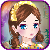 Girls Room: Dressup Game icon