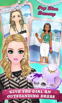 Pop Diva - Dressup Game apk screenshot