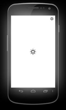 Flashlight apk screenshot