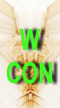 WCON poster