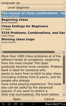 Сhess - tactics and strategy apk screenshot