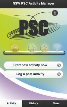 NSW PSC screenshot 1