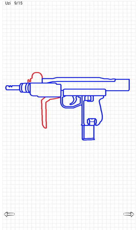 Aprende A Dibujar Armas For Android Apk Download