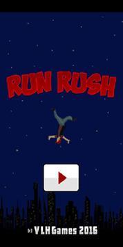Run Rush Free poster