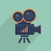 Vlogger Screen Recorder - No Root icon