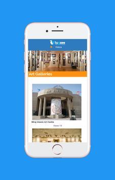 Vlugzee - Dubai Travel Guide apk screenshot