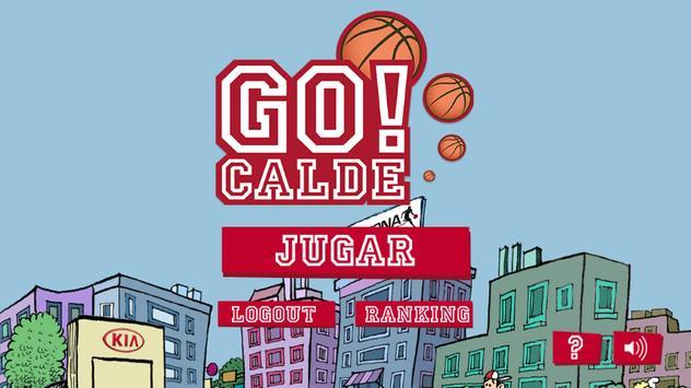 Go Calde! poster