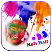 Happy Holi PhotoFrames icon