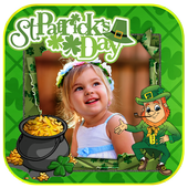 St Patrick's Day Frames icon