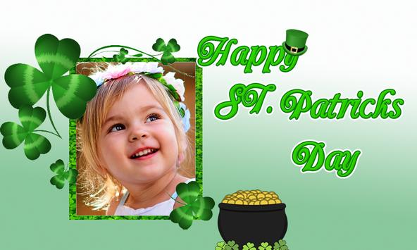 St Patrick's Day Frames screenshot 1
