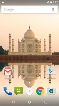Tajmahal Live Wallpaper screenshot 2