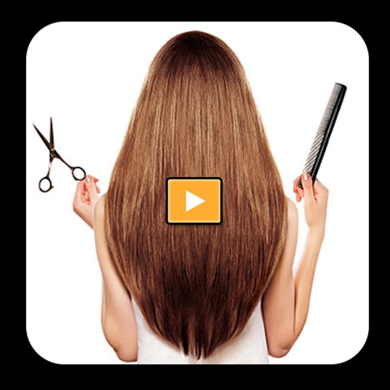 Hair Cutting Tutorial Videos für Android - APK herunterladen