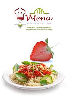 Vmenu Virtual Restaurant Menu poster