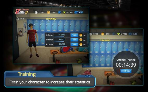 LiNing Jump Smash 15 Badminton screenshot 15
