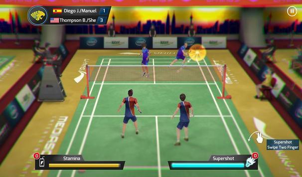 LiNing Jump Smash 15 Badminton screenshot 17