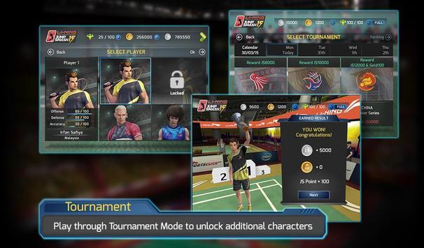 LiNing Jump Smash 15 Badminton screenshot 18