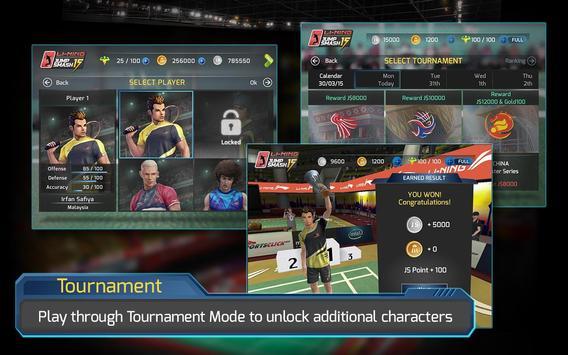 LiNing Jump Smash 15 Badminton screenshot 10