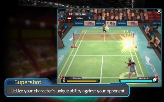 LiNing Jump Smash 15 Badminton screenshot 11