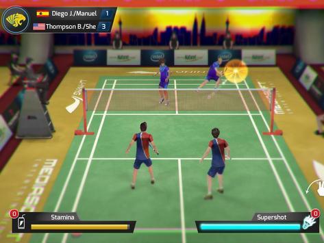 LiNing Jump Smash 15 Badminton screenshot 1