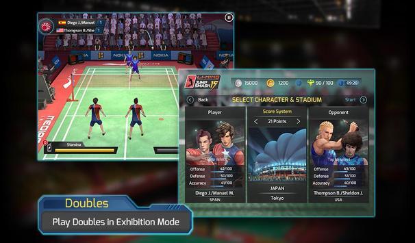 LiNing Jump Smash 15 Badminton screenshot 20