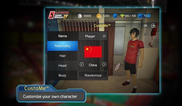 LiNing Jump Smash 15 Badminton screenshot 21