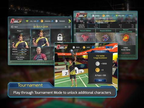 LiNing Jump Smash 15 Badminton screenshot 2